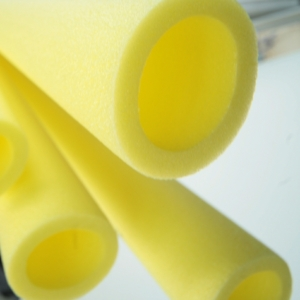 Tube Protector Foam - Yellow (35 Pack)