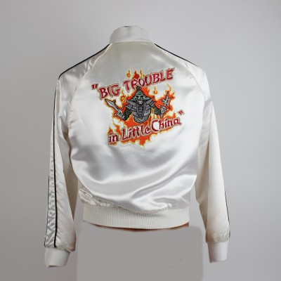 1986 Big Trouble In Little China Original Crew Jacket - COA
