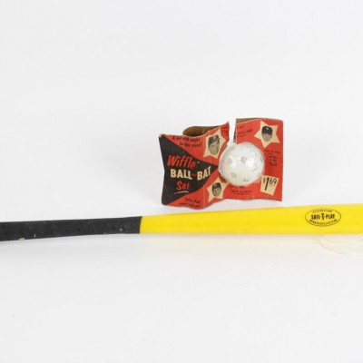 Ted Williams Bat and Ball Toy