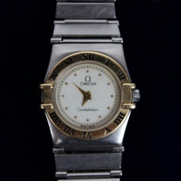 Famous Designor Jessica McClintock's Personal Omega Watch