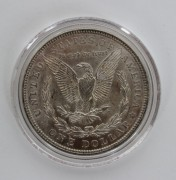 1921 - POS 3 Coin Morgan Silver Dollar with Case