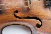 FRANCESCO RUGGIERI DETTO, IL PER CREMONA 1673 Violin