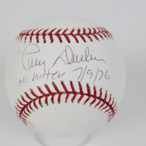 Houston Astros Larry Dierker Signed OMLB