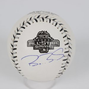 2003 All-Star Game San Francisco Giants Barry Bonds Signed Rawlings Official Ball