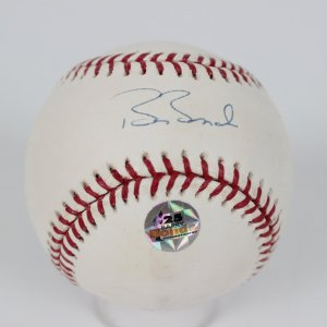 San Francisco Giants Barry Bonds Signed Rawlings OMLB