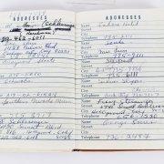 Elvis Presley Swank Cufflinks Given to Bill Layne Director of International Hotel, Las Vegas
