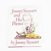 Jimmy Stewart Signed Poem Book