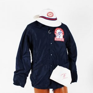 Ted Williams Baseball Camp Jacket
