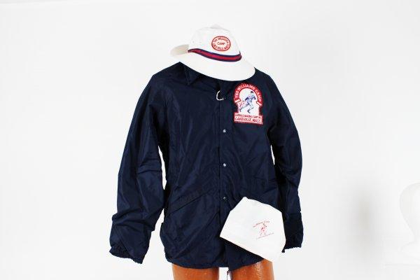 Ted Williams Baseball Camp Jacket