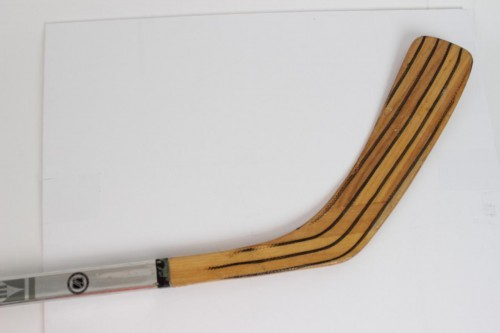 Los Angeles Kings - Wayne Gretzky Game-Issued Easton Hockey Stick