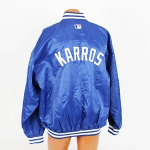 Los Angeles Dodgers - Eric Karros Game-Worn Jacket