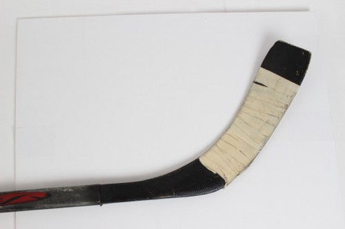 L.A. Kings - NHL HOFer - Luc Robitaille Game-Used Hockey Stick - COA