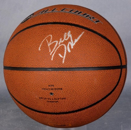 Oklahoma City Thunder - Coach - Billy Donovan Signed Basketball - COA