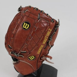 Los Angeles Dodgers - Ramon Martinez Game-Used Wilson Glove