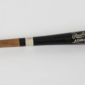New York Mets Doc Gooden Rawlings Game-Used Bat