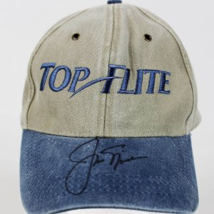 Jack Nicklaus Signed Top Elite Hat
