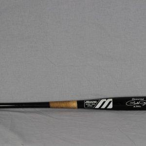 "Pete Rose 1986 Cincinnati Reds Game-Used, Signed & Insc. ""Hit King #4256"" Last Hit Bat (Player LOA, PSA Graded GU 8.5 etc.)"
