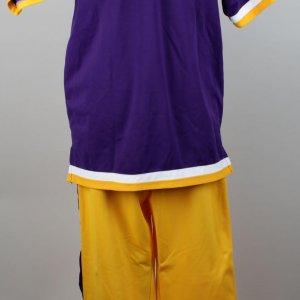1988 Los Angeles Lakers Orlando Woolridge Game-Worn Warm-up Jacket & Pants