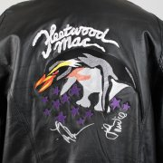 Fleetwood Mac Lindsey Buckingham and John Mcvie Signed Jacket (JSA)