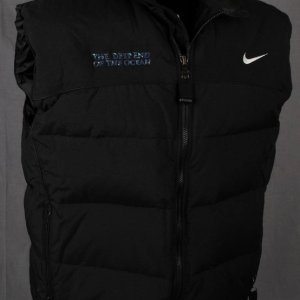 """Deep End of the Ocean"" Film Crew Worn Vest Jacket (L)"