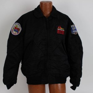 1990 The Hunt For Red October Film Movie Crew Jacket feat. USS Dallas Patch (Incl. Provenance LOA)
