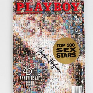 1999 Hugh Hefner Signed Playboy Collector's Edition Magazine - JSA Full LOA