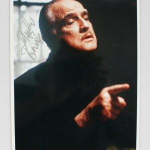 """The Godfather"" Actor - Marlon Brando Signed 8x10 Photo (JSA Full LOA)"