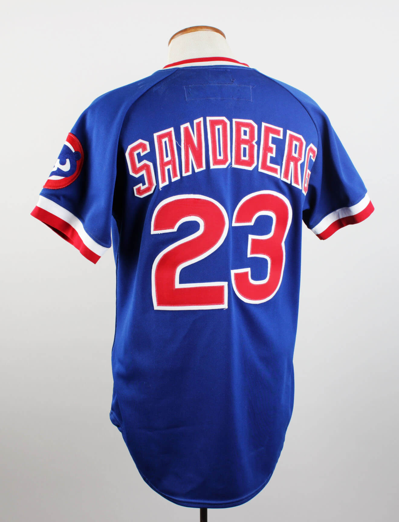 lowest price 777d2 ea0df 1984 Chicago Cubs - Ryne Sandberg Game-Worn Jersey