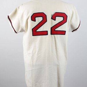 1962 Los Angeles Angels - James Game-Worn Jersey