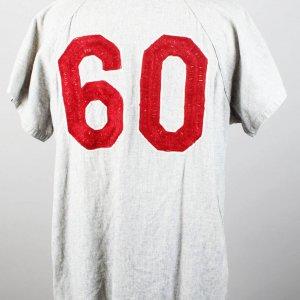 1962 Philadelphia Phillies - Linsford Game-Worn Jersey
