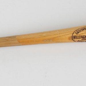 Boston Red Sox Fred Lynn Game-Used Louisville Slugger 125 D113 Bat