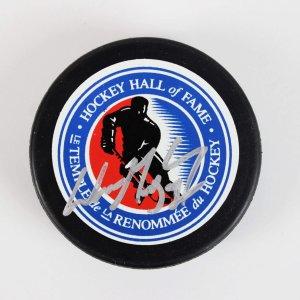 Edmonton Oilers Wayne Gretzky Signed Hockey Puck