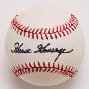 Yankees - Goose Gossage Signed ONL (Feeney) Baseball