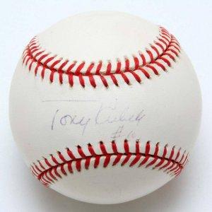 Yankees - Tony Kubek Signed Baseball (PSA/DNA Sticker)