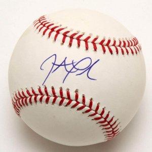 Jonathan Papelbon Red Sox Signed OML Baseball MLB
