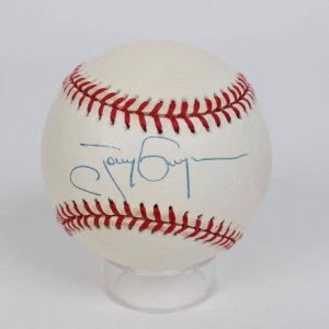 San Diego Padres - Tony Gwynn Signed Baseball (Mounted Memories)