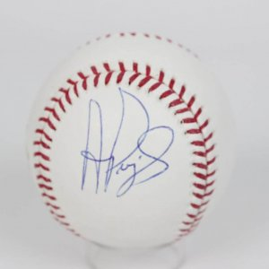 St. Louis Cardinals - Angels - Albert Pujols Signed Autographed OML Rawlings (Selig) Baseball