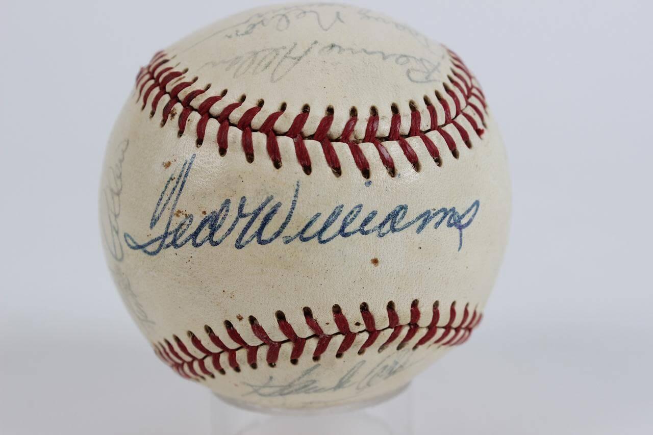 1970 Washington Senators Spring Training Team-Signed Baseball 21 Autographs (JSA)