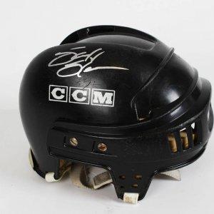 New Jersey Devils - NHL HOFer - Scott Stevens Game-Worn & Signed Helmet
