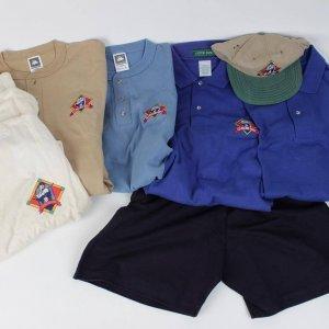 Boston Red Sox Ted Williams & Jonny Pesky Signed Tunnel Opening Program December 15, 1995 3 T-Shrit 2 Polo 2 Long sleeve 1 hat 1 pair shorts