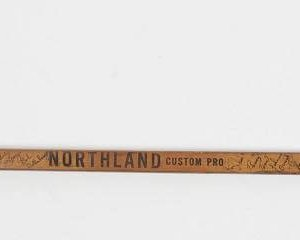 1966-67 Boston Bruins Bobby Orr Game-Used  Northland Custom Pro Rookie Hockey Stick Signed by Team 18 Sigs. Incl. Orr