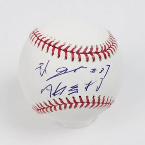 Boston Red Sox - Hideki Okajima Signed Baseball (Also in Japanese)