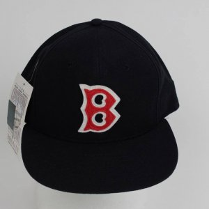Boston Red Sox Ted Williams Signed Cooperstown Collection Cap