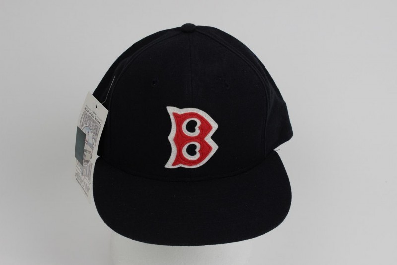 Boston Red Sox Ted Williams Signed Cooperstown Collection Cap - COA