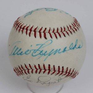 NY Yankees Ed Lopat