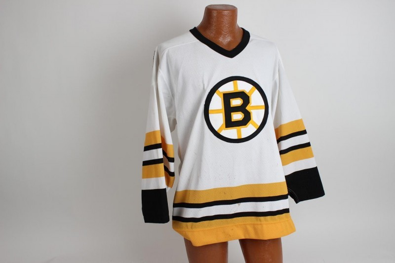 Boston Bruins - Bobby Orr Signed Maska Hockey Jersey