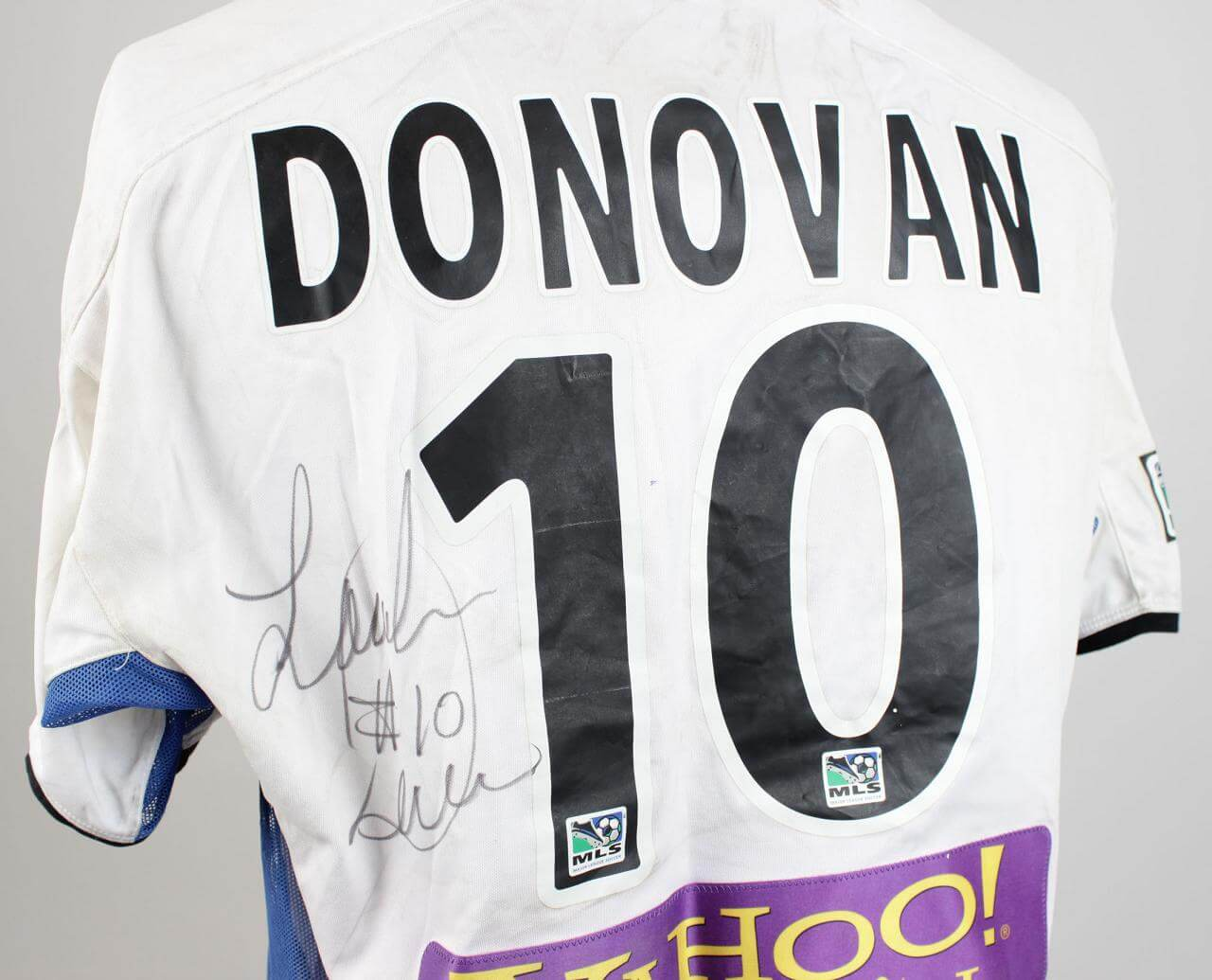 3d8b69610b5 San Jose Earthquakes – Landon Donovan Game-Worn