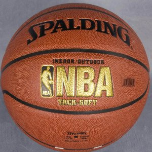 Emeka Okafor Signed Full-Size Basketball