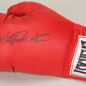Wilfredo Rivera Signed Everlast Glove From MGM Executive's Collection - JSA