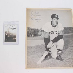 Boston Red Sox - Ted Williams Signed, Inscribed Photo Lot - JSA